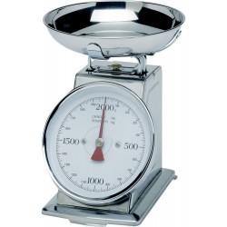 Waga gastronomiczna z szalką - do 2 kg - HENDI