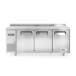 Stół chłodniczy agregat boczny - 390 L - HENDI
