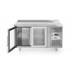 Stół chłodniczy przeszklony - 280 L - HENDI