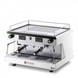 Ekspres do kawy Hendi Top Line by Wega, 2 grupowy elektroniczny 208946
