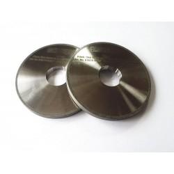 Tarcze szlifierskie ( diamentowe) do ostrzałki  DICK RS-75, RS-150DUO