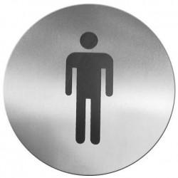 Tabliczka informacyjna na drzwi mężczyźni