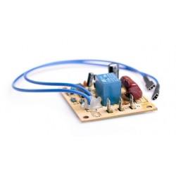 Płytka PCB - regulacja prędkości obrotów