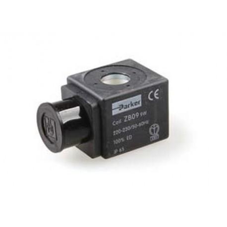 Cewka PARKER ZB09 220 / 240V 9W 50/60 Hz