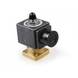 Elektromagnes 3-drożny PARKER VE128IR 230V 50/60Hz max 10 bar cewka ZB09 9W