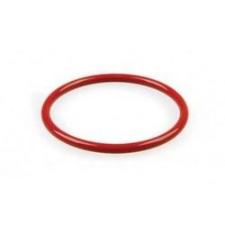 O-ring 0155 silikonowy czerwony
