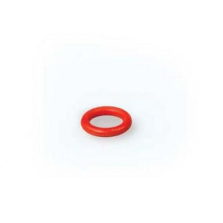 O-ring 02025 czerwony silikonowy