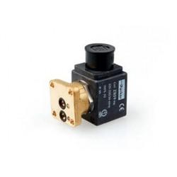 Elektromagnes 2-drożny PARKER VE125CV2 230V 50/60Hz max 10 bar cewka ZB09 9W
