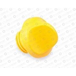 Nakrętka żółta - termos do herbaty 448632, 448731, 448830