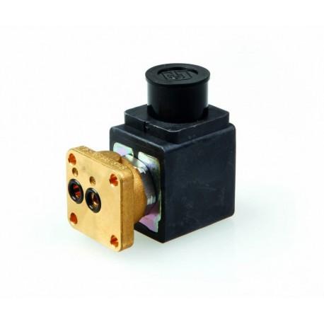 Elektromagnes 2-drożny LUCIFER 121FS1651A 240V 50Hz max 10 bar cewka 483510S6 9W