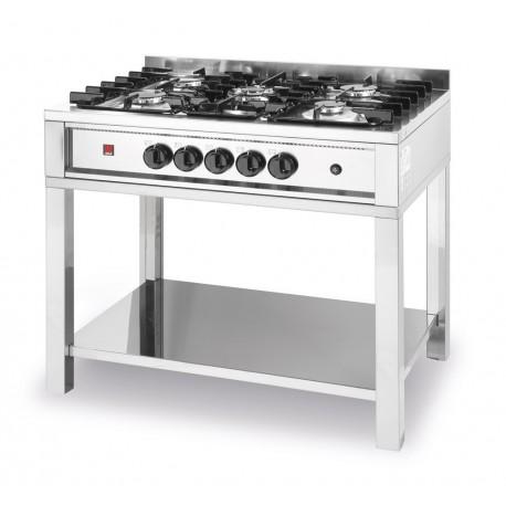 Kuchnia Kitchen Line 5 Palników Hendi
