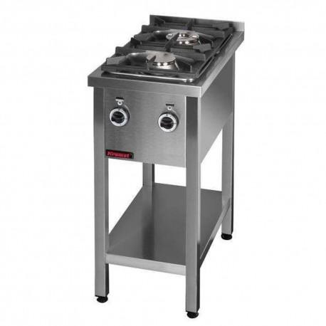 Kuchnia 2 palniki - KG-2M - Kromet