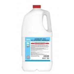 Alkoholowy płyn 70% do czyszczenia powierzchni firmy REINEX, poj.3L