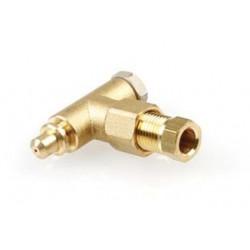 Palnik płomienia kontrolnego z dyszą 0,25 mm
