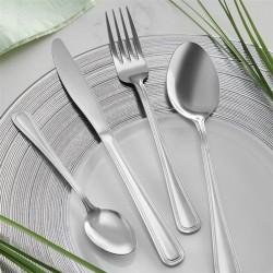 Sztućce Kitchen Line Widelec stołowy kpl.6