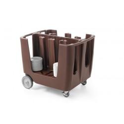Wózek do transportu talerzy AMERBOX
