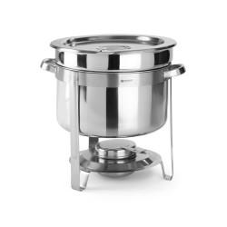 Podgrzewacz do zup na pastę Profi Line - okrągły