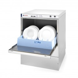 Zmywarka do naczyń 50x50 - sterowanie elektromechaniczne - 400 V HENDI 230305