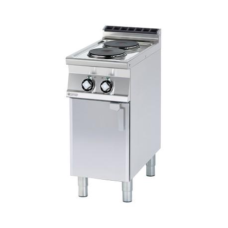Kuchnia elektryczna z płytą grzewcza oraz z szafką - PC-74 ET