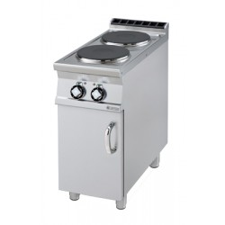 Kuchnia elektryczna z szafką otwartą PC-94 ET RM GASTRO