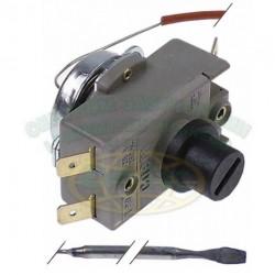Termostat bezpieczeństwa 2-fazowy 335 °C 3x200mm dł. kapilary 1050mm