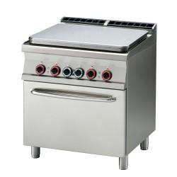 Kuchnia żeliwna elektryczna z piekarnikiem el. - TPFV-78 ET