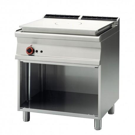 Kuchnia elektryczna z płytą żeliwna oraz z szafką - TP-78ET