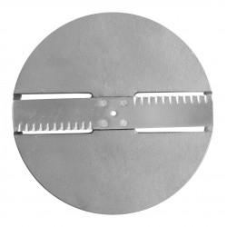 Tarcza do plastrów falistych - 0-8 mm - MKJ 250