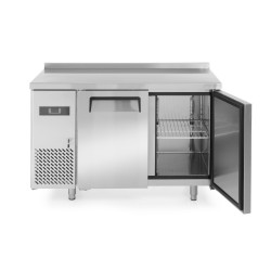Stół chłodniczy agregat boczny - 220 L - HENDI