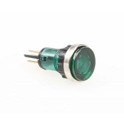 LAMPKA KONTROLNA ZIELONA 230V