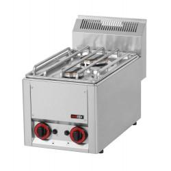 Kuchnia gazowa gastro. 2 pal RED FOX SP -30 GL 600 6,6 KW