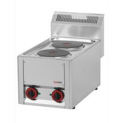 Kuchnia elektryczna gastro 2 płytowa RED FOX SP -30 ELS 600