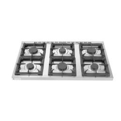 Kuchnia elektryczna 4 płytowa z konwekcyjnym piecem